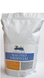 Magnio dribsniai – 1kg